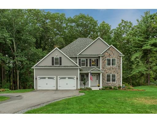 Maison unifamiliale pour l Vente à 4 Sugden Lane 4 Sugden Lane Chelmsford, Massachusetts 01863 États-Unis