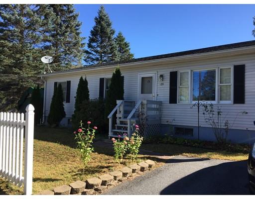 Single Family Home for Sale at 126 Harvard Avenue 126 Harvard Avenue Athol, Massachusetts 01331 United States