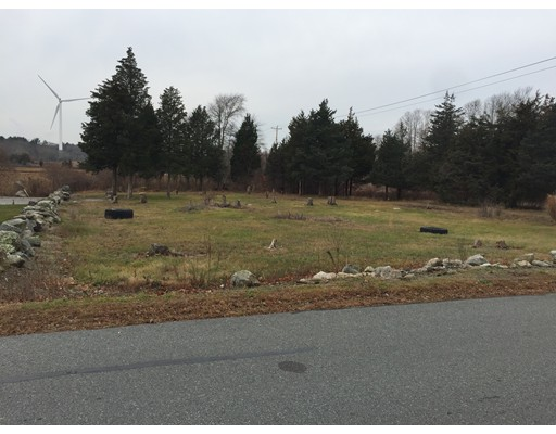 Land for Sale at 62 Weeden Road 62 Weeden Road Fairhaven, Massachusetts 02719 United States