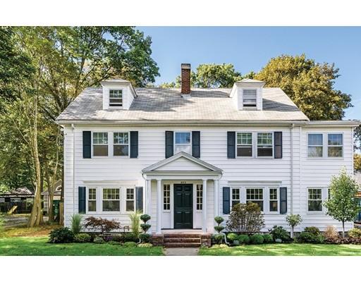 共管式独立产权公寓 为 销售 在 863 Watertown St #2 863 Watertown St #2 牛顿, 马萨诸塞州 02465 美国