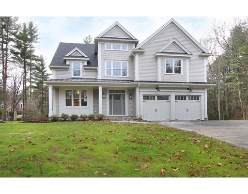 Casa Unifamiliar por un Venta en 290 Burgess Avenue 290 Burgess Avenue Westwood, Massachusetts 02090 Estados Unidos