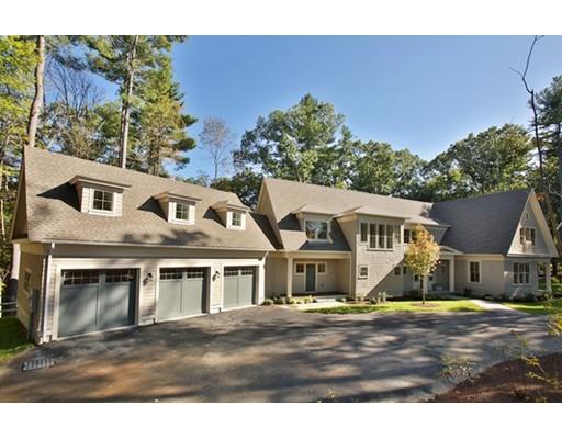 Maison unifamiliale pour l Vente à 11 Lexington Road 11 Lexington Road Lincoln, Massachusetts 01773 États-Unis