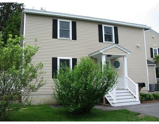 Casa Unifamiliar por un Alquiler en 20 Congress Street 20 Congress Street Amesbury, Massachusetts 01913 Estados Unidos