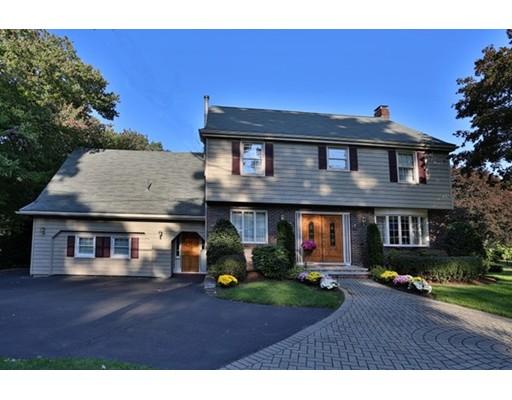 Частный односемейный дом для того Продажа на 365 Vernon Street 365 Vernon Street Wakefield, Массачусетс 01880 Соединенные Штаты