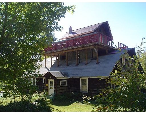 Casa Unifamiliar por un Venta en 251 Stowell Road 251 Stowell Road Ashburnham, Massachusetts 01430 Estados Unidos