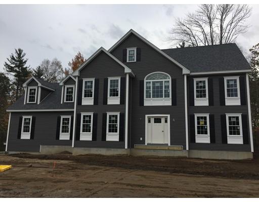 Частный односемейный дом для того Продажа на 1 Quail Ridge Road 1 Quail Ridge Road Merrimac, Массачусетс 01860 Соединенные Штаты