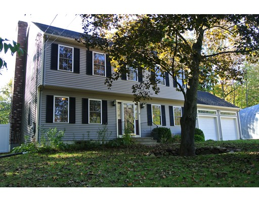 Single Family Home for Sale at 78 Patriots Road 78 Patriots Road Templeton, Massachusetts 01468 United States