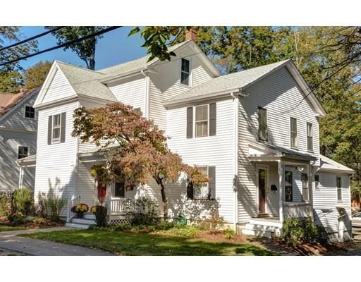 Condominio por un Venta en 24 Cottage St. #3 24 Cottage St. #3 Wellesley, Massachusetts 02482 Estados Unidos