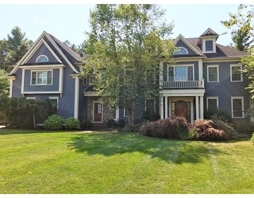 Maison unifamiliale pour l Vente à 8 Shady Lane 8 Shady Lane Walpole, Massachusetts 02081 États-Unis