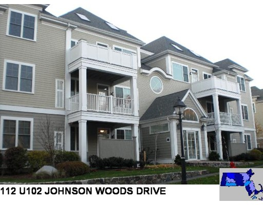 Condominium for Sale at 112 Johnson Woods Drive Reading, 01867 United States