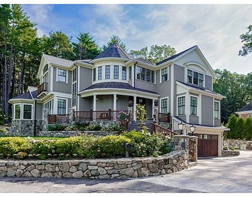 独户住宅 为 出租 在 38 Audubon Lane 贝尔蒙, 马萨诸塞州 02478 美国