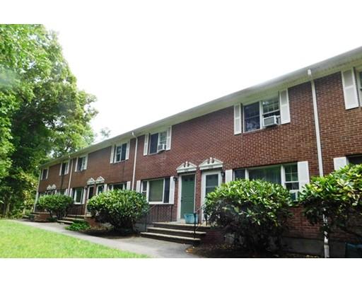 Appartement en copropriété pour l Vente à 1608 Plymouth Street 1608 Plymouth Street East Bridgewater, Massachusetts 02333 États-Unis