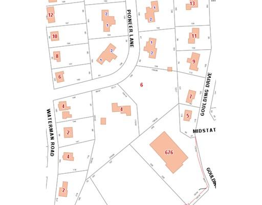 土地,用地 为 销售 在 6 Pioneer Lane 6 Pioneer Lane Auburn, Massachusetts 01501 United States