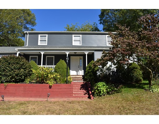 Single Family Home for Sale at 46 Tiffany Drive 46 Tiffany Drive Randolph, Massachusetts 02368 United States