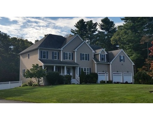 Частный односемейный дом для того Продажа на 6 Foster Drive 6 Foster Drive Norton, Массачусетс 02766 Соединенные Штаты