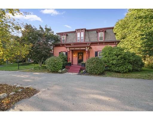 Частный односемейный дом для того Продажа на 63 E Washington Street 63 E Washington Street Hanson, Массачусетс 02341 Соединенные Штаты