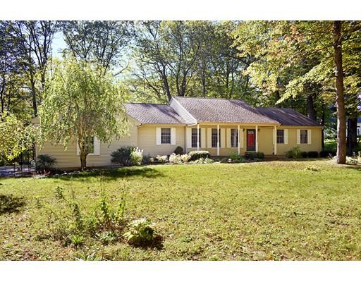 独户住宅 为 销售 在 32 East Street 32 East Street Petersham, 马萨诸塞州 01366 美国