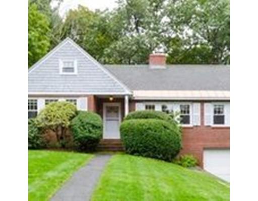 واحد منزل الأسرة للـ Rent في 147 Chestnut 147 Chestnut Andover, Massachusetts 01810 United States