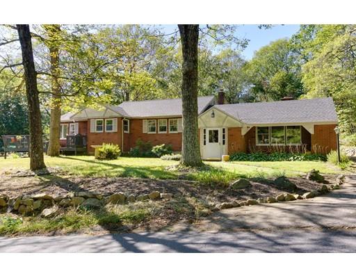 واحد منزل الأسرة للـ Sale في 28 Cedar Street 28 Cedar Street Holliston, Massachusetts 01746 United States