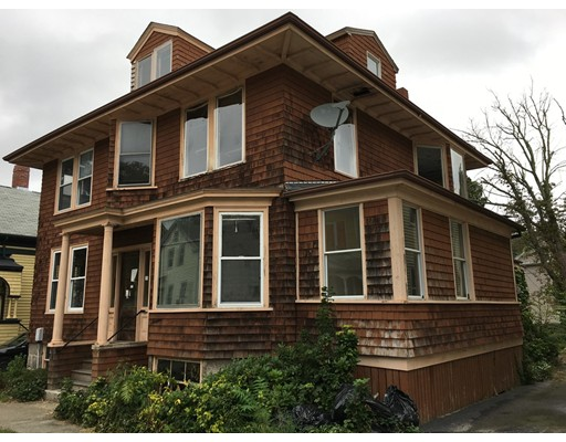 Multi-Family Home for Sale at 156 Chestnut Street 156 Chestnut Street New Bedford, Massachusetts 02740 United States