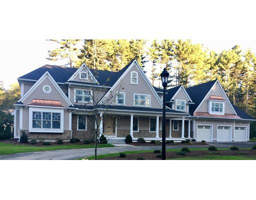 Частный односемейный дом для того Продажа на 87 Belle Lane 87 Belle Lane Needham, Массачусетс 02492 Соединенные Штаты