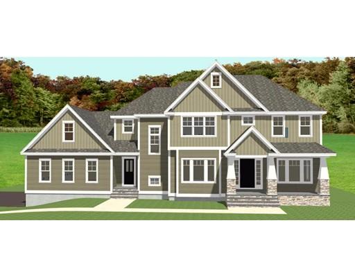 Maison unifamiliale pour l Vente à 1 Dean Street 1 Dean Street Rehoboth, Massachusetts 02769 États-Unis