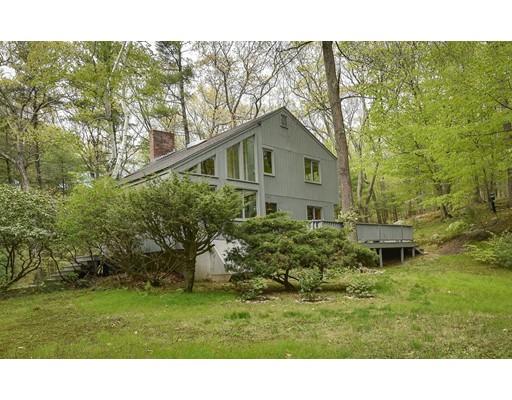 Maison unifamiliale pour l Vente à 52 Green Lane 52 Green Lane Sherborn, Massachusetts 01770 États-Unis