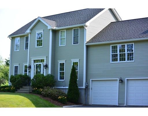 Частный односемейный дом для того Продажа на 81 Ridge Road 81 Ridge Road Rutland, Массачусетс 01543 Соединенные Штаты