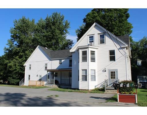Casa Unifamiliar por un Alquiler en 16 Railroad Street Pepperell, Massachusetts 01463 Estados Unidos
