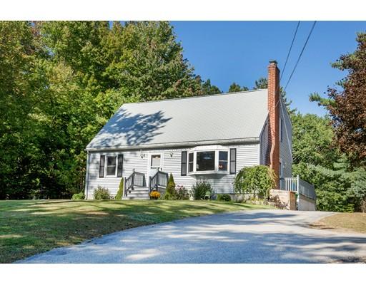 Maison unifamiliale pour l Vente à 974 Main Street 974 Main Street Fremont, New Hampshire 03044 États-Unis