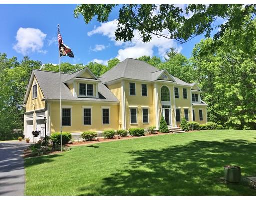Частный односемейный дом для того Продажа на 175 Westford Street 175 Westford Street Dunstable, Массачусетс 01827 Соединенные Штаты