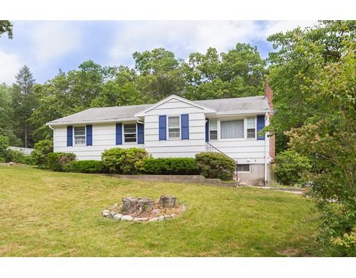 Частный односемейный дом для того Продажа на 135 Beach Street 135 Beach Street Foxboro, Массачусетс 02035 Соединенные Штаты