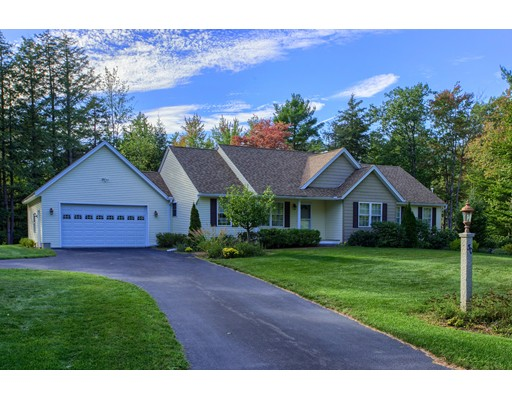 Single Family Home for Sale at 30 Old Beaver Road 30 Old Beaver Road New Ipswich, New Hampshire 03071 United States