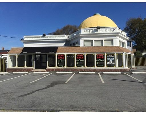 商用 为 销售 在 474 Main Street 474 Main Street 斯托纳姆, 马萨诸塞州 02180 美国