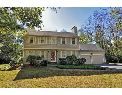 Single Family Home for Sale at 8 Willow Street 8 Willow Street Sharon, Massachusetts 02067 United States