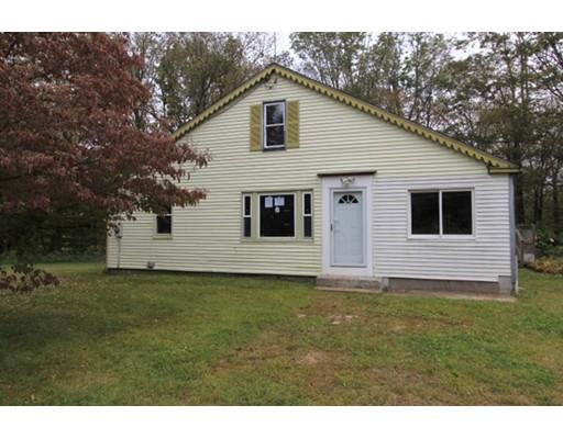 واحد منزل الأسرة للـ Sale في 94 Rice Corner Road 94 Rice Corner Road Brookfield, Massachusetts 01506 United States