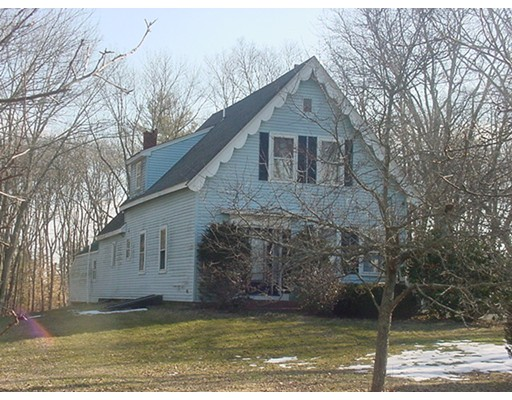 Single Family Home for Sale at 221 South St E Raynham, 02767 United States