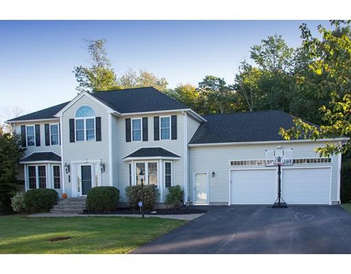 Casa Unifamiliar por un Venta en 17 Hilltop Farm Road 17 Hilltop Farm Road Auburn, Massachusetts 01501 Estados Unidos