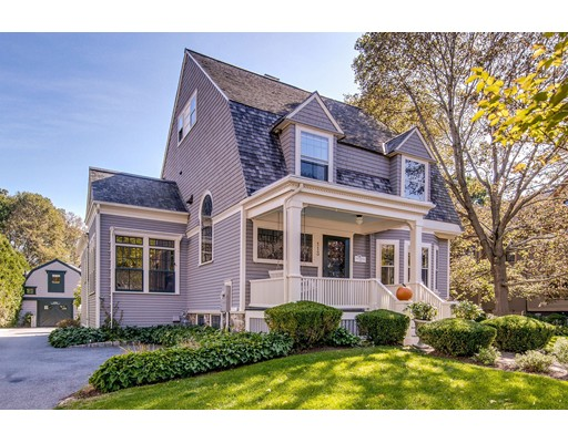 Single Family Home for Sale at 113 Hubbard Street 113 Hubbard Street Concord, Massachusetts 01742 United States