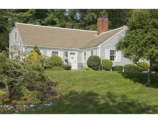 Single Family Home for Sale at 22 Partridge Road Duxbury, 02332 United States