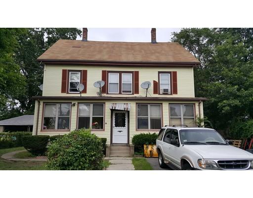 Maison avec plusieurs logements pour l Vente à 80 Sharon Street 80 Sharon Street Medford, Massachusetts 02155 États-Unis