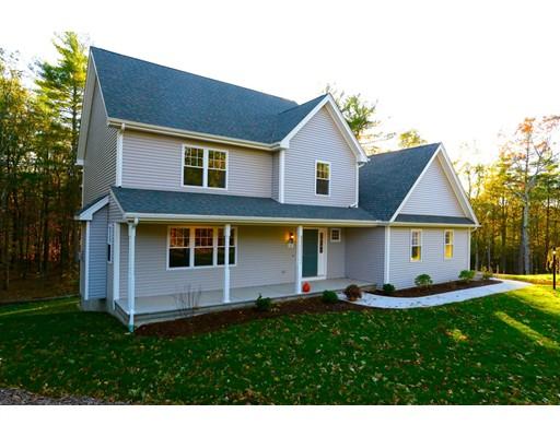 Single Family Home for Sale at 21 Dillon Lane 21 Dillon Lane Smithfield, Rhode Island 02917 United States