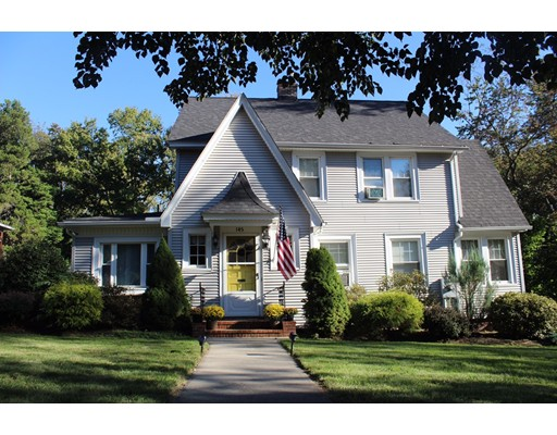 Single Family Home for Sale at 145 Springfield Street Springfield, Massachusetts 01107 United States