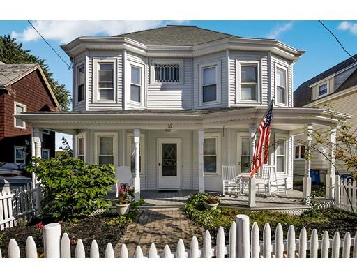 Maison unifamiliale pour l Vente à 36 Sagamore Avenue 36 Sagamore Avenue Winthrop, Massachusetts 02152 États-Unis