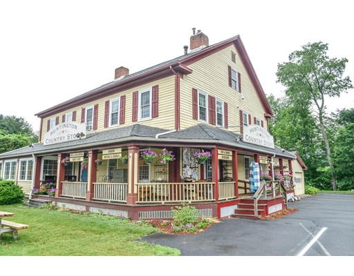 Ticari için Satış at 70 Worthington Road 70 Worthington Road Huntington, Massachusetts 01050 Amerika Birleşik Devletleri