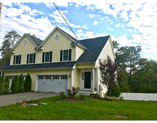 Частный односемейный дом для того Аренда на 84 Park Road 84 Park Road Franklin, Массачусетс 02038 Соединенные Штаты