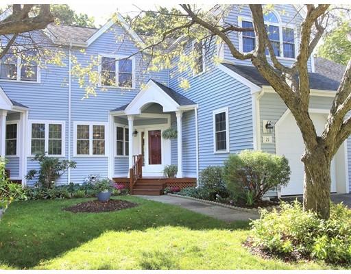 شقة بعمارة للـ Sale في 21 Arborwood Drive 21 Arborwood Drive Burlington, Massachusetts 01803 United States