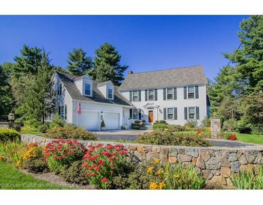 Maison unifamiliale pour l Vente à 47 Audubon Drive 47 Audubon Drive Walpole, Massachusetts 02081 États-Unis