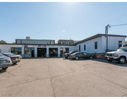 Commercial for Sale at 191 High Street 191 High Street Waltham, Massachusetts 02453 United States