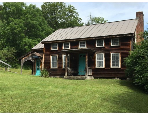 Single Family Home for Sale at 21 Bush Road 21 Bush Road Cummington, Massachusetts 01026 United States